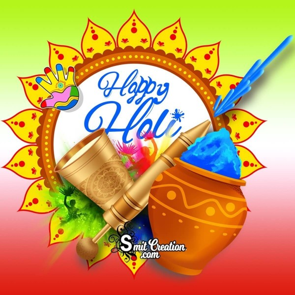 Happy Holi Greeting