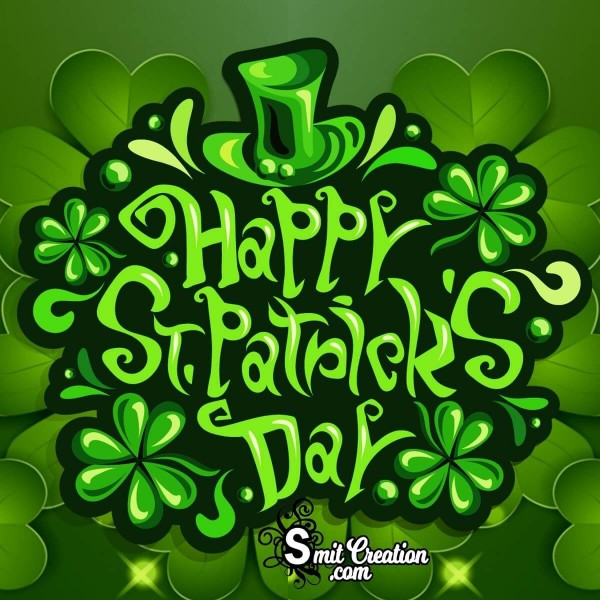Happy St. Patrick's Day Greeting