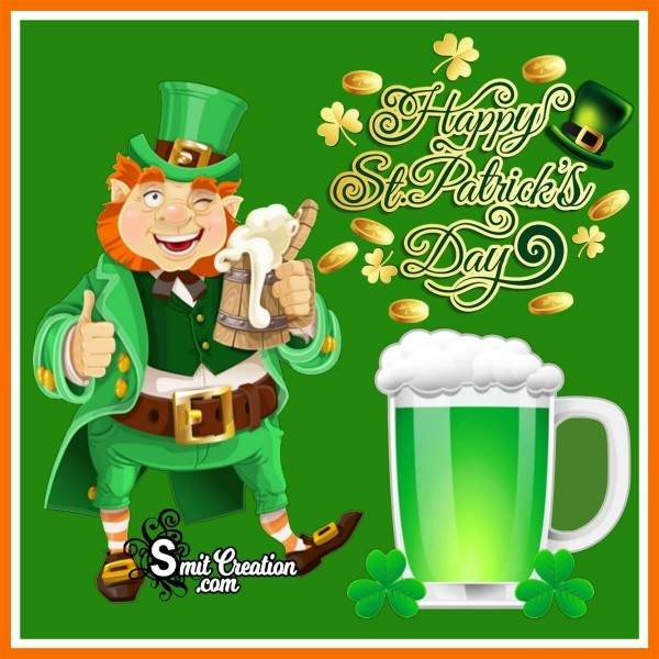 Happy St. Patrick's Day Cheers