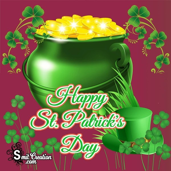 Happy St. Patrick's Day Image