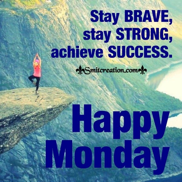 Happy Monday Wishes For Success