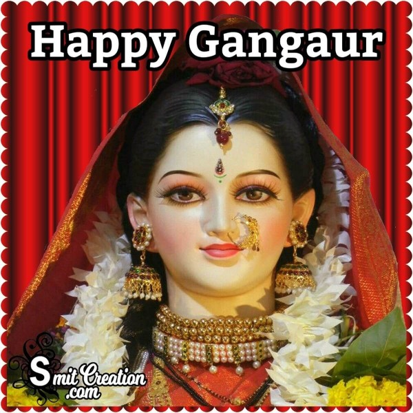Happy Gangaur