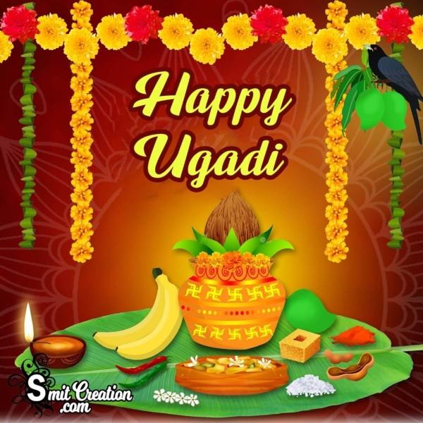 Happy Ugadi Greeting