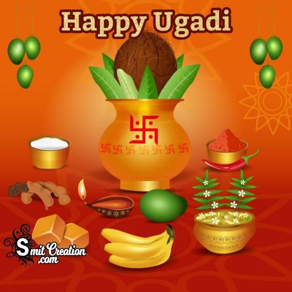 Happy Ugadi Pic
