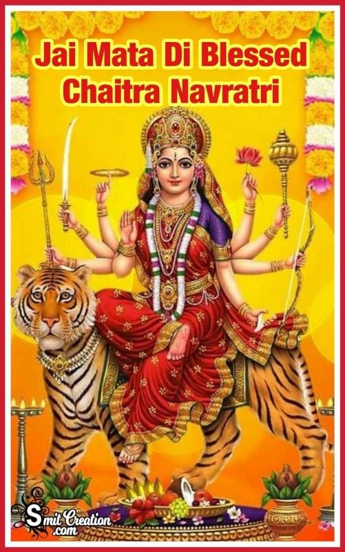 Jai Mata Di Blessed Chaitra Navratri