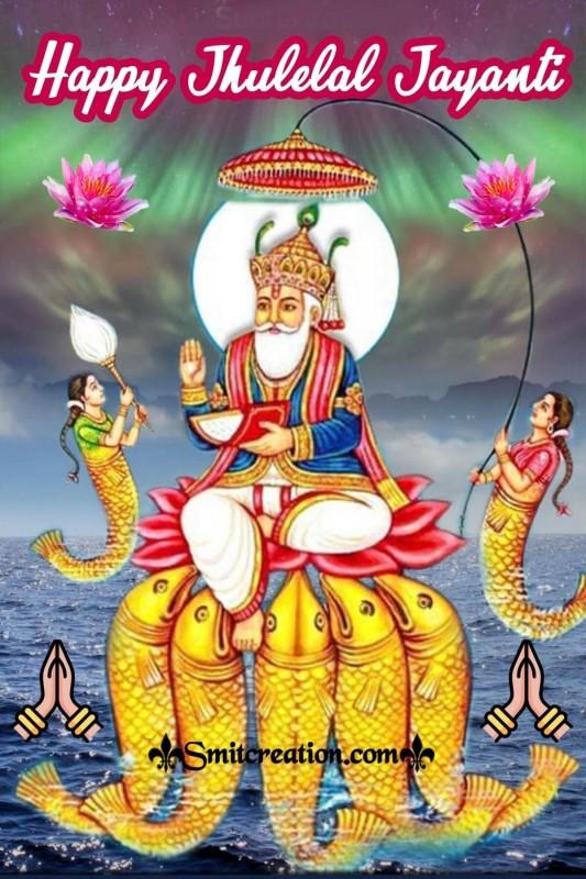 Happy Jhulelal Jayanti