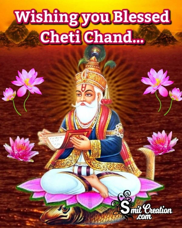 Wishing You Blessed Cheti Chand