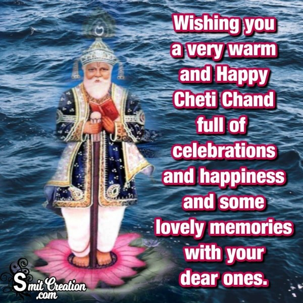 Wishing You A Very Warm And Happy Cheti Chand