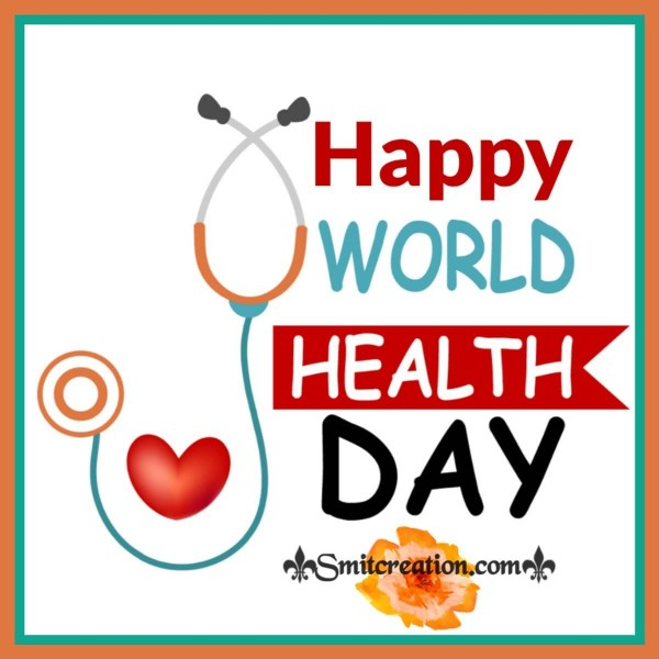 Happy World Health Day