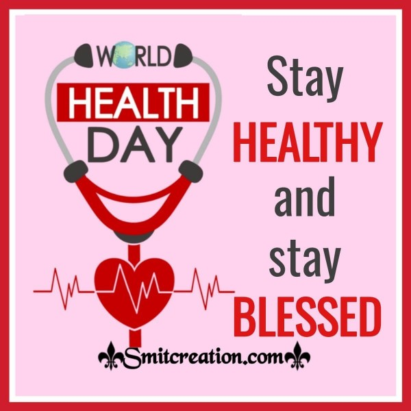 Happy World Health Day Wish
