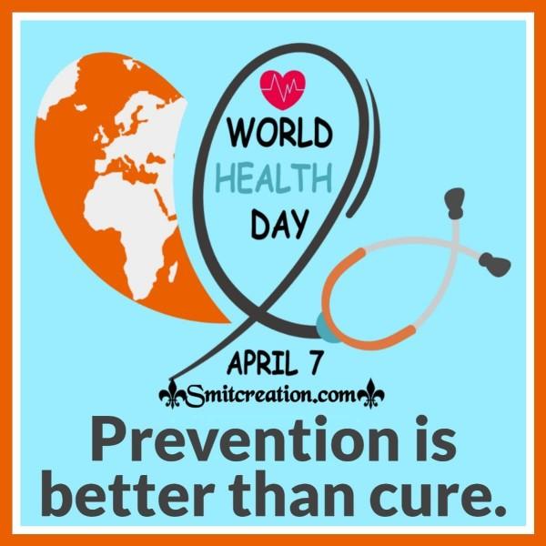 World Health Day Slogan