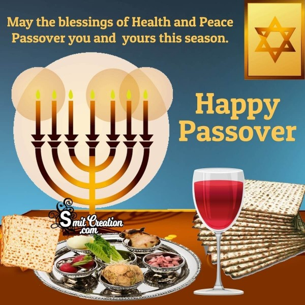 Blessings For Happy Passover
