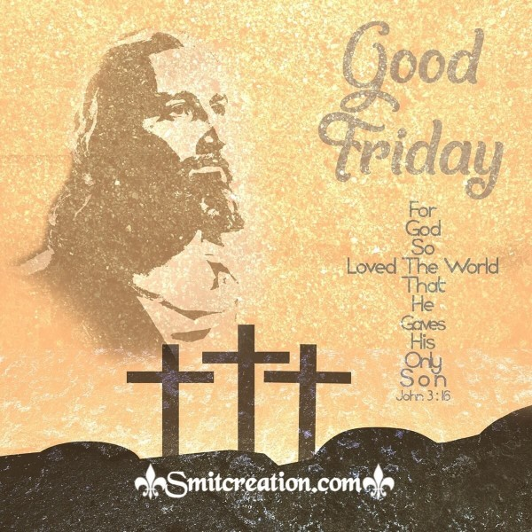 Good Friday Bible Quote