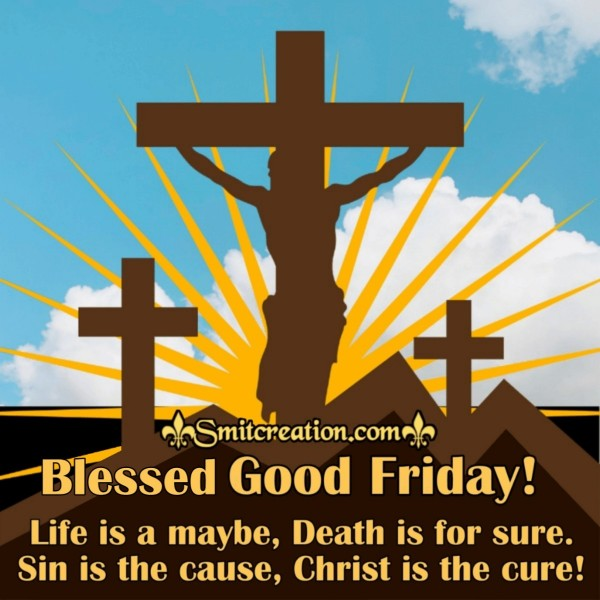 Blessed Good Friday Quote