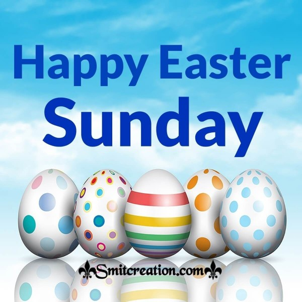 Happy Easter Sunday