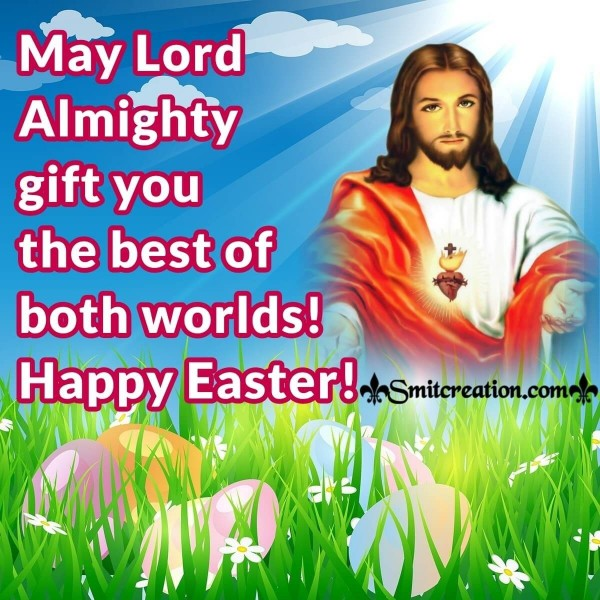 Best Happy Easter Blessing Card