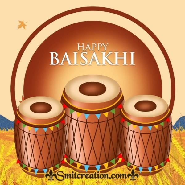 Happy Baisakhi Greeting