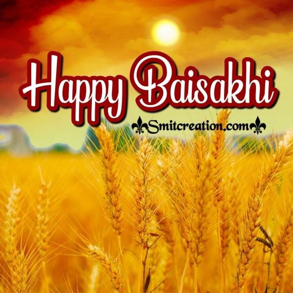 Happy Baisakhi Card