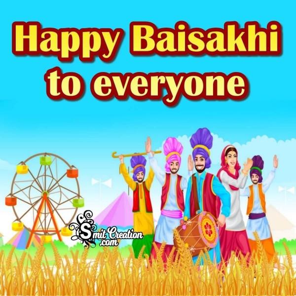 Happy Baisakhi Photo