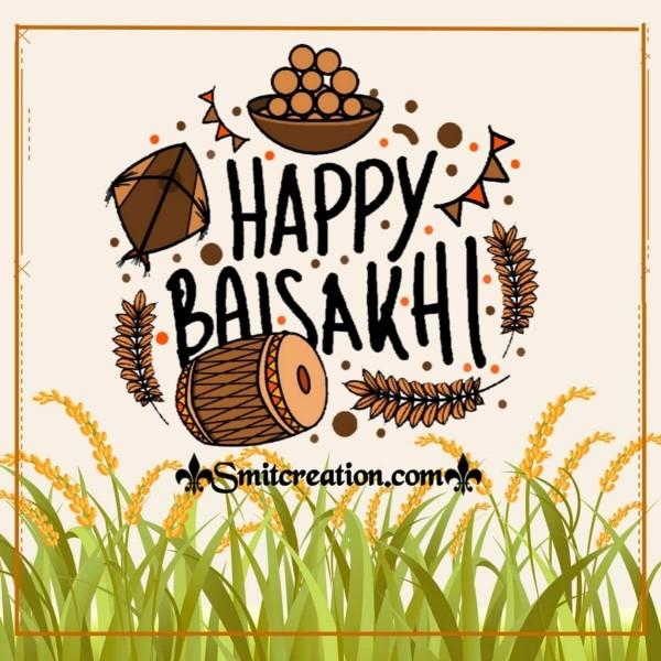 Happy Baisakhi Pic