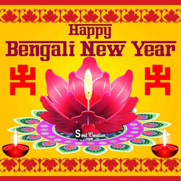 Happy Bengali New Year Greeting