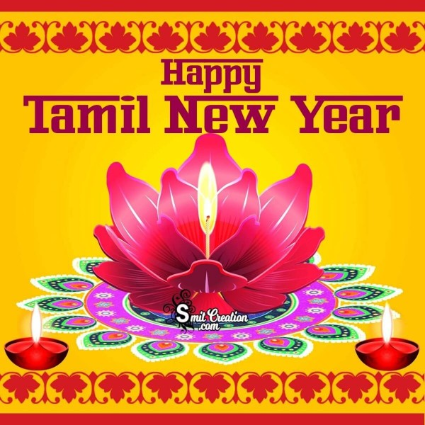 Happy Tamil New Year Greeting
