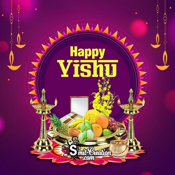 Happy Vishu Greeting