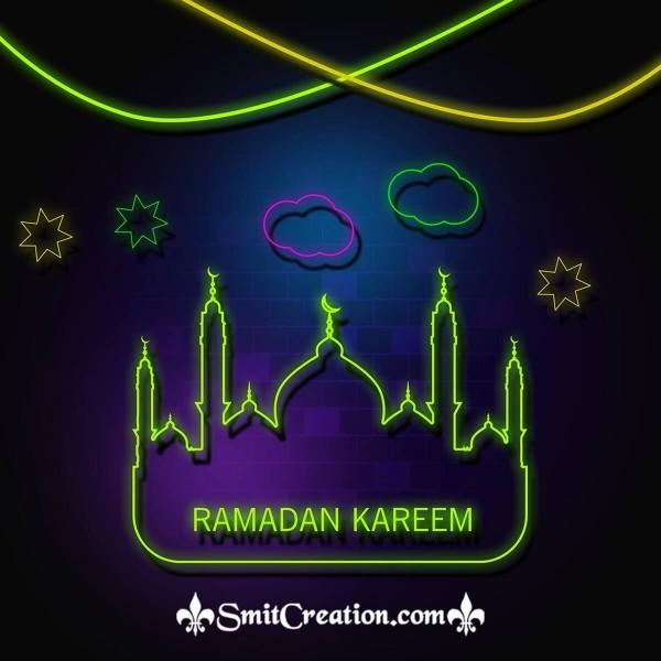 Ramadan Kareem Photo Card