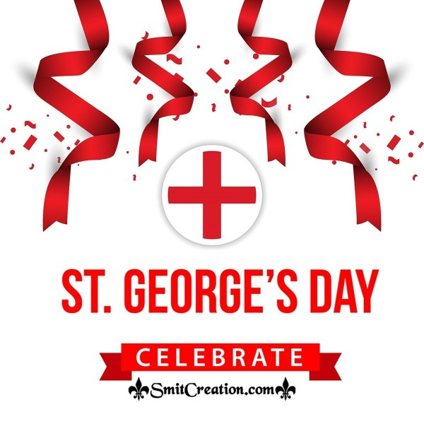 Celebrate St. George's Day Image