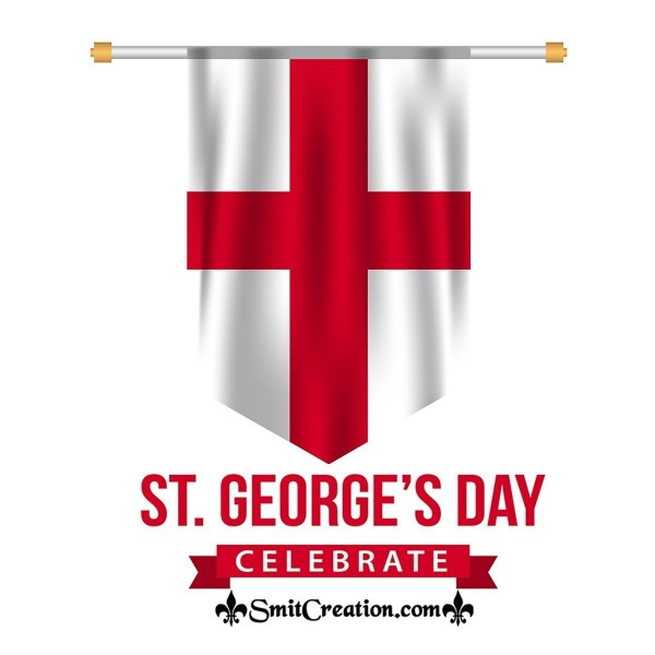 Celebrate St. George's Day Card