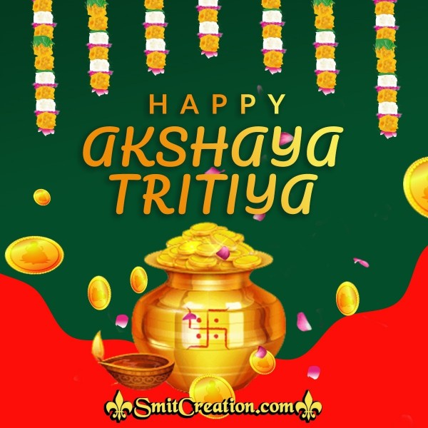 Happy Akshay Tritiya Beautiful Card
