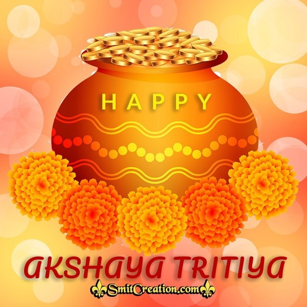 Happy Akshay Tritiya Kalash Card