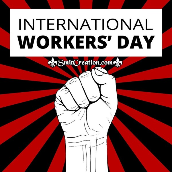 International Worker's Day Card