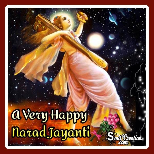 A Very Happy Narad Jayanti