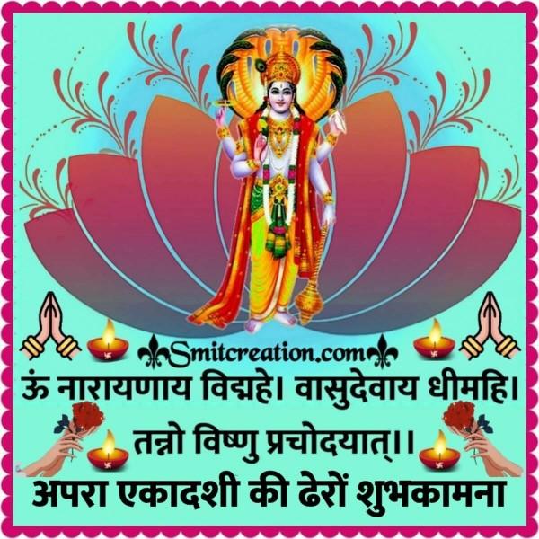 Apara Ekadashi Ki Dhero Shubhkamna