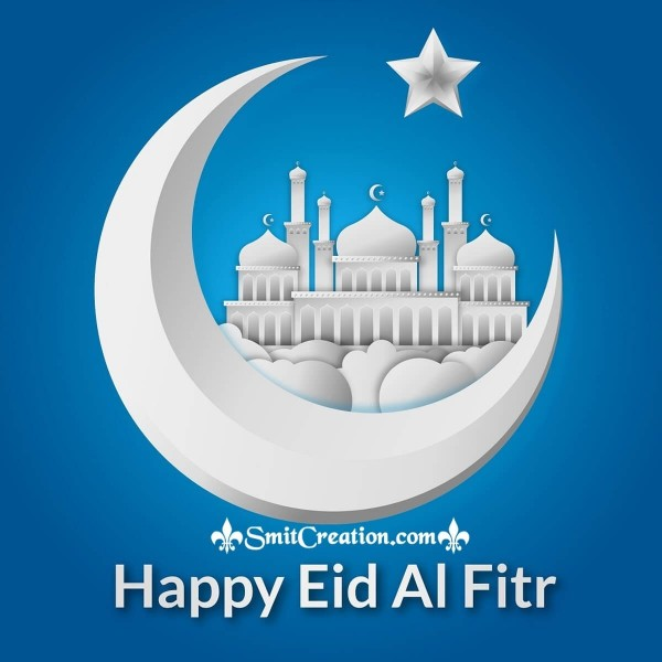 Happy Eid al-Fitr Card