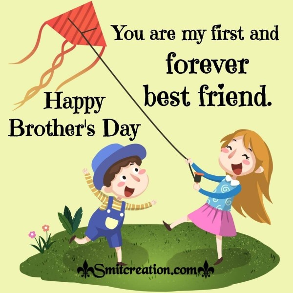 Best Happy Brother's Day