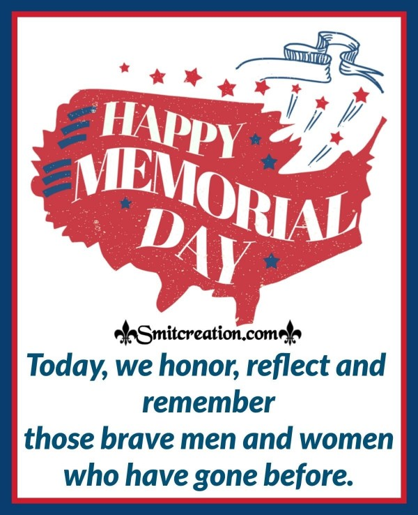 Happy Memorial Day Greeting