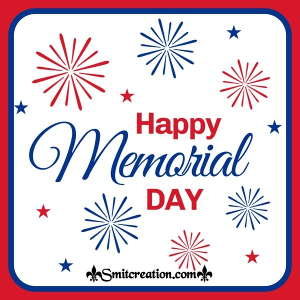Happy Memorial Day Photo Card