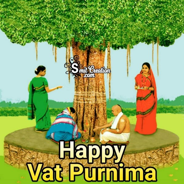 Happy Vat Purnima Image
