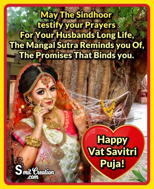 Happy Vat Savitri Puja
