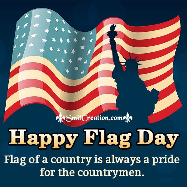 Happy Flag Day To Countrymen