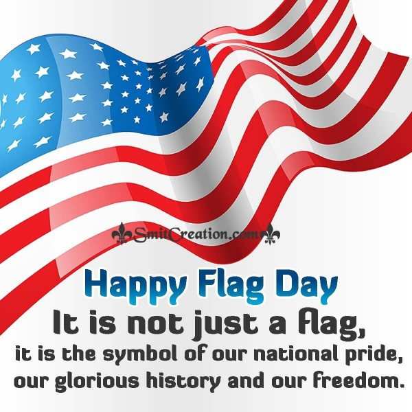 Happy Flag Day To All
