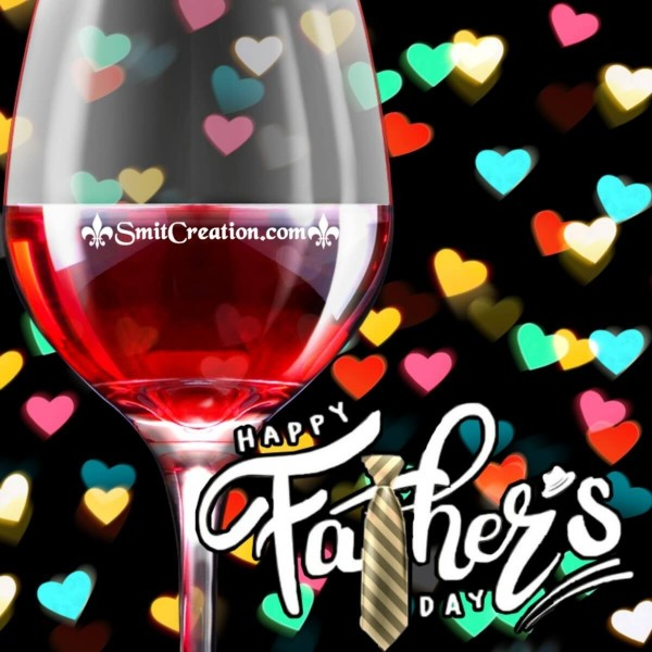 Happy Father's Day Colorful Image