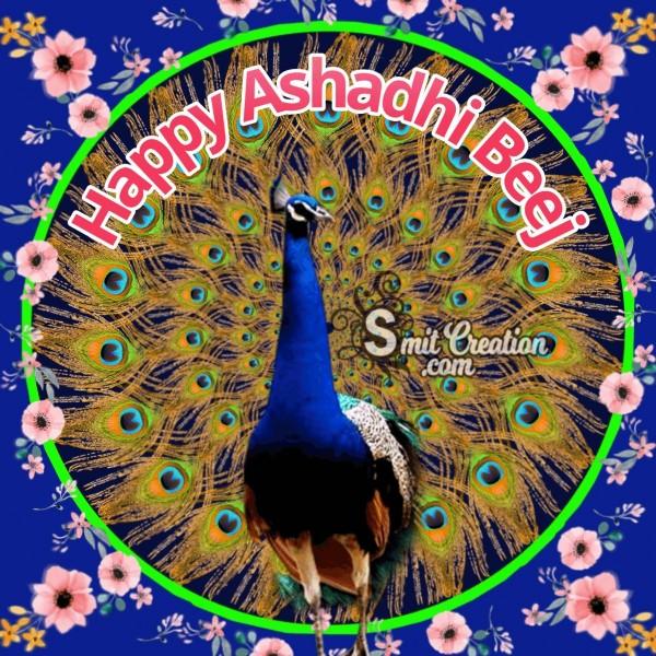 Happy Ashadhi Beej Image