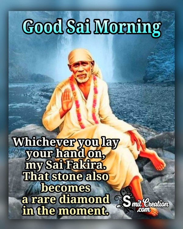 Good Sai Morning