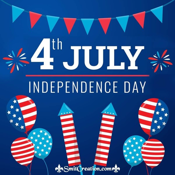 4th July Independence Day Image
