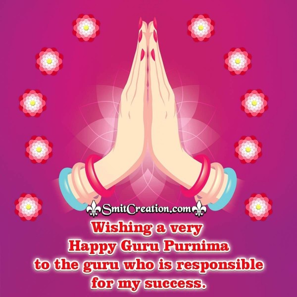 Wishing A Very Happy Guru Purnima