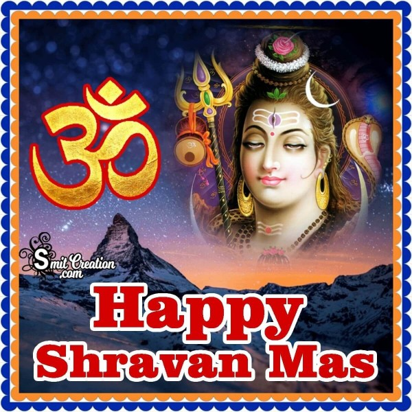 Happy Shravan Mas