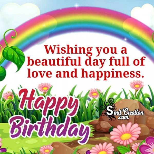 Happy Birthday Beautiful Wishes